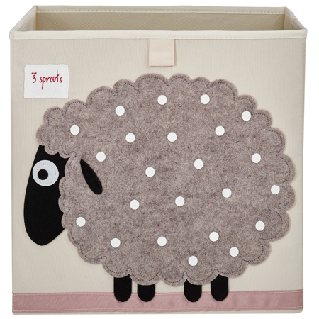 Picture of 3Sprouts® Toy Storage Box Sheep