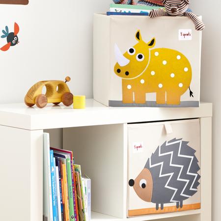 3Sprouts® Toy Storage Box Rhino