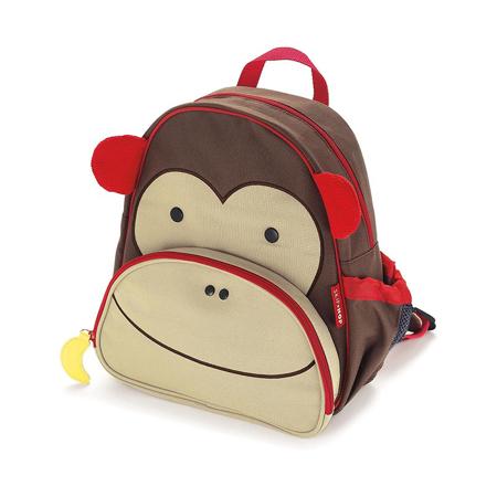 Picture of Skip Hop® Little Kid Backpack Monkey