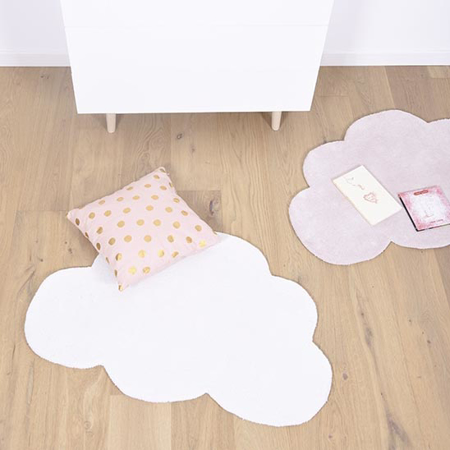 Picture of Lilipinso® Baby carpet Cloud White 100x64
