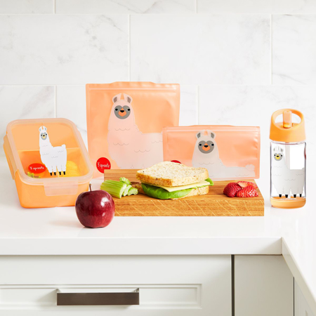 3Sprouts® Sandwich Bag (2 pack) Lama