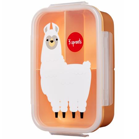 3Sprouts® Bento Box Lama