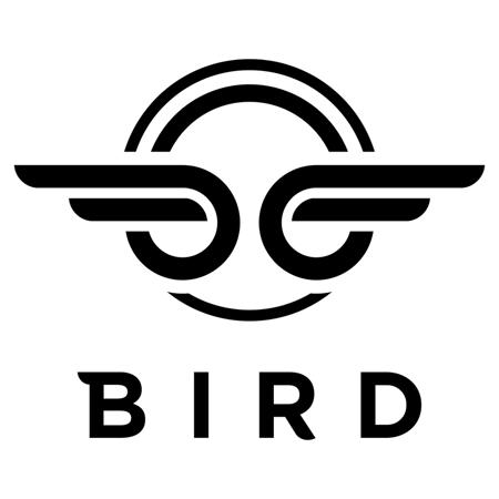 Picture of Bird® Kick Scooter Birdie V2 Jet Black