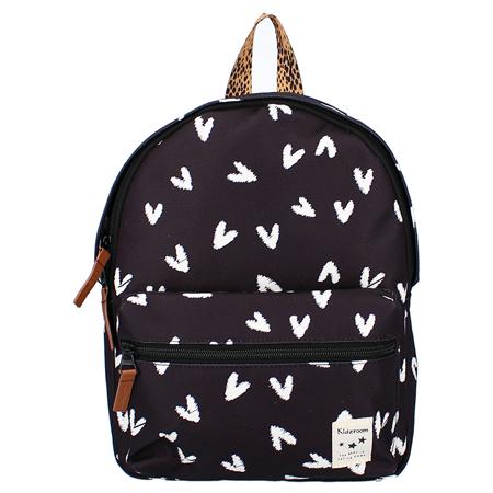 Kidzroom® Backpack Lucky Me Black