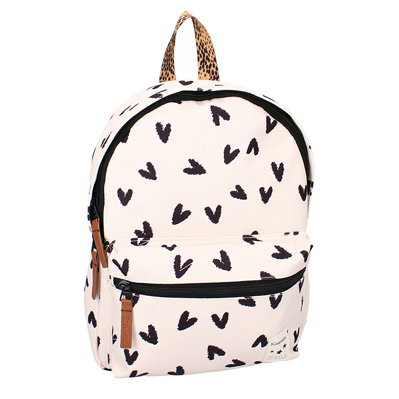 Picture of Kidzroom® Backpack Lucky Me White