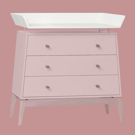 Leander® Changing Unit For The Leander Luna™ Dresser White