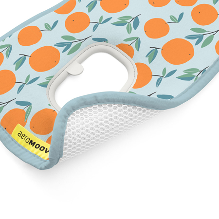 AeroMoov® Air layer Group 0+ (0-13 kg) Oranges