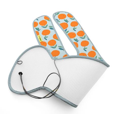 AeroMoov® Air layer with buckle Group 2/3 (15-36 kg) Oranges