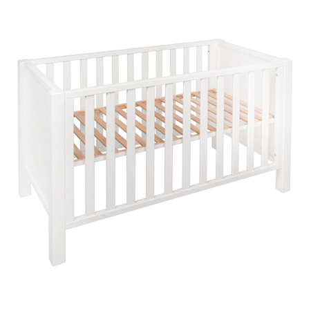 Picture of Quax® Baby Cot/Bench Marie-Sofie 120x60 White