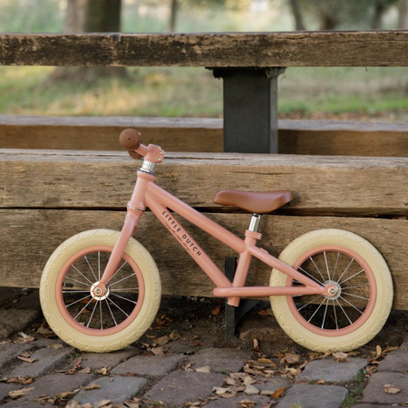 Little Dutch® Scooter hout Pink