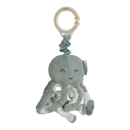Picture of Little Dutch® Pull-and-shake Octopus Ocean Mint