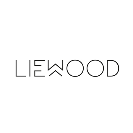 Picture of Liewood® Vanessa Plate 2 Pack - Golden Caramel Oat Mix