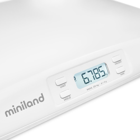 Picture of Miniland® Baby Scale eMyScale Plus