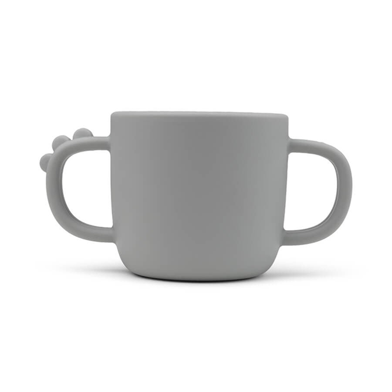 Picture of Done by Deer® Silicone Cup Peekaboo Grey