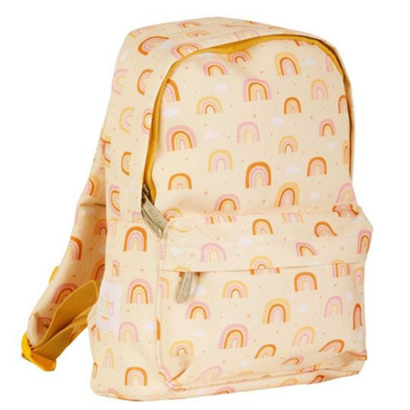 A Little Lovely Company® Backpack mini Rainbow