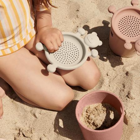 Liewood® Bastian Mini Beach Set - Dove Blue Mix