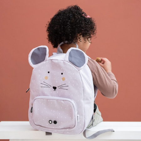 Picture of Trixie Baby® Backpack Mrs. Mouse
