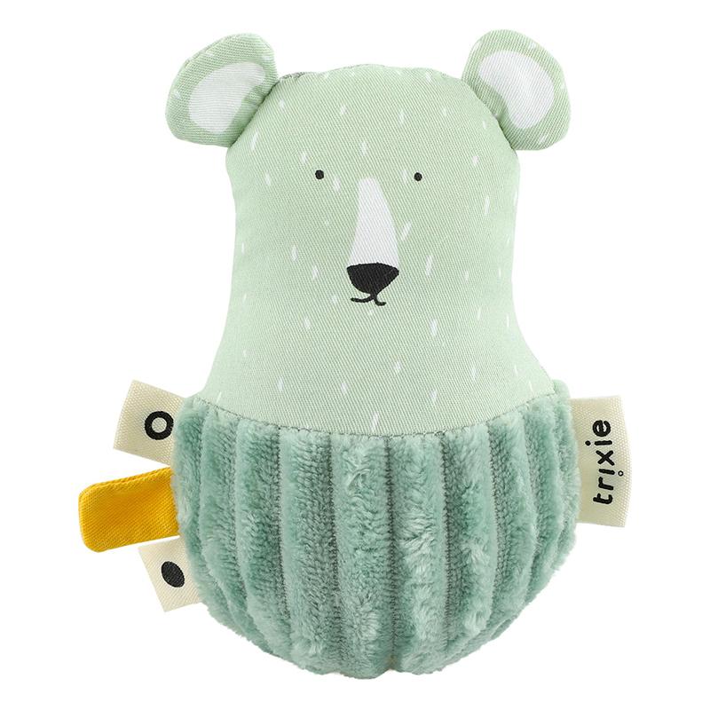 Picture of Trixie Baby® Mini Wobbly Mr. Polar Bear