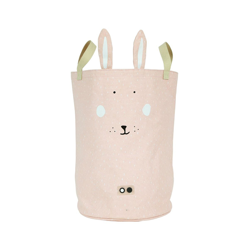 Picture of Trixie Baby® Toy Bag Small - Mrs. Rabbit