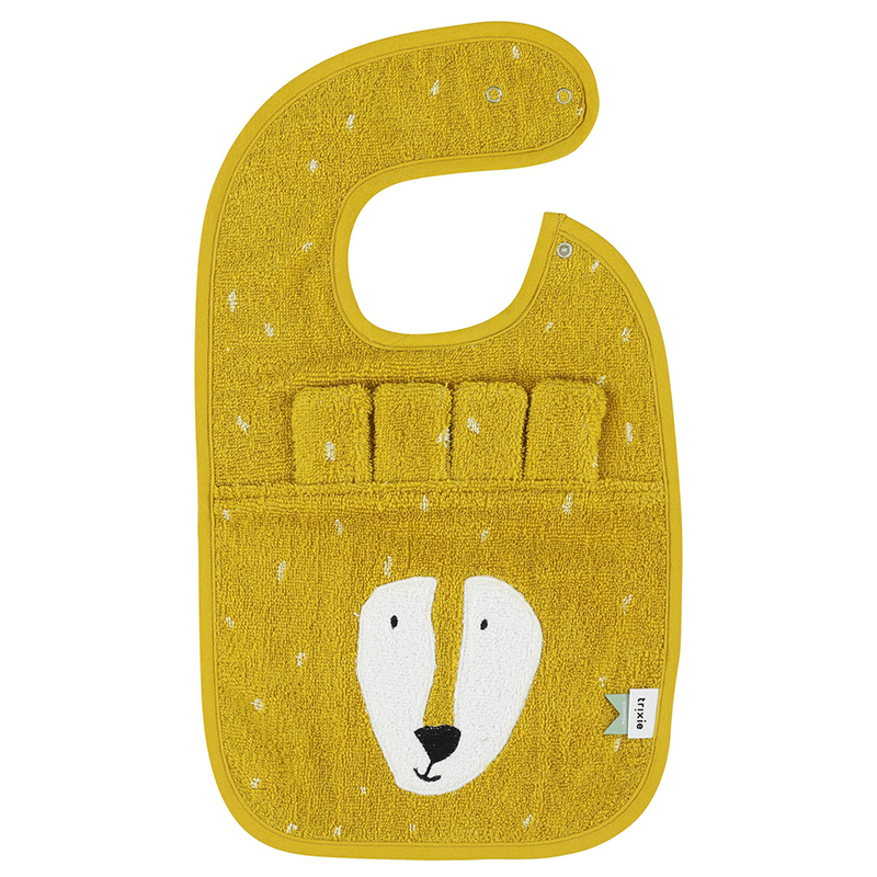 Picture of Trixie Baby® Bib Mr. Lion