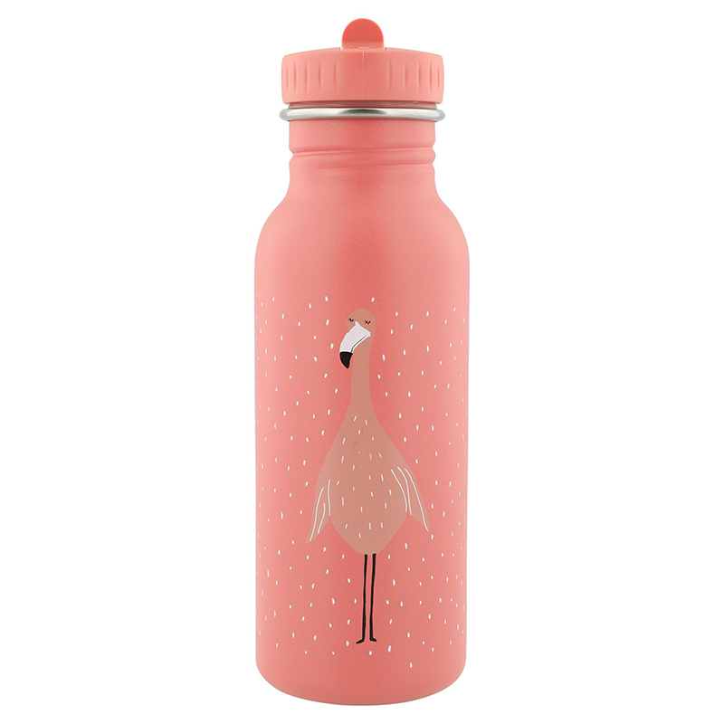 Picture of Trixie Baby® Bottle 500ml - Mrs. Flamingo