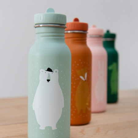 Picture of Trixie Baby® Bottle 500ml - Mr. Hippo