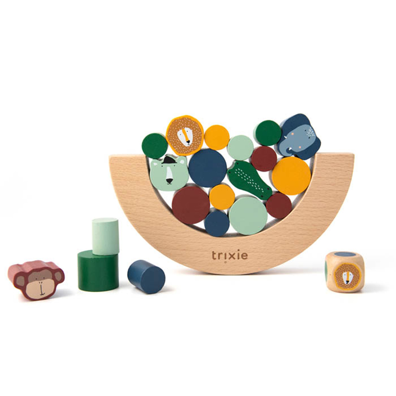 Picture of Trixie Baby® Wooden balancing game