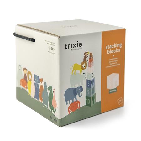 Trixie Baby® Stacking blocks