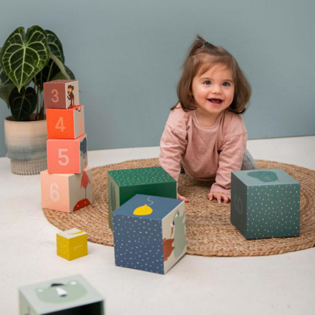 Picture of Trixie Baby® Stacking blocks