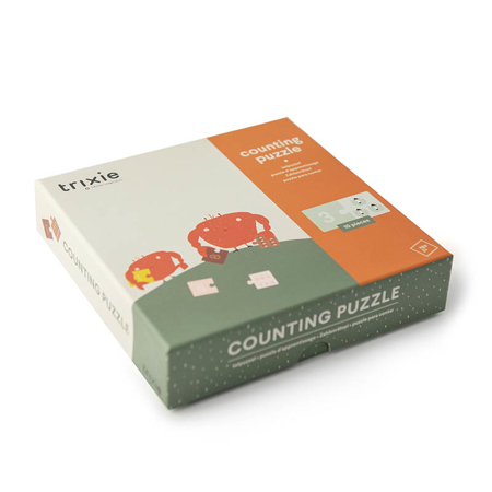 Picture of Trixie Baby® Counting puzzle