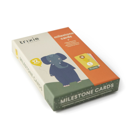 Picture of Trixie Baby® Milestone cards