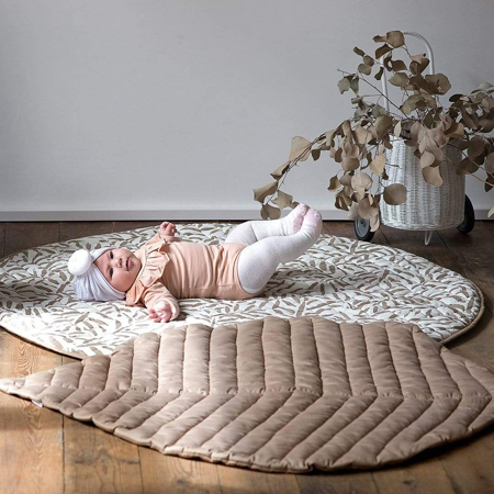 Picture of Toddlekind® Luxe nappy-free Mat Tan
