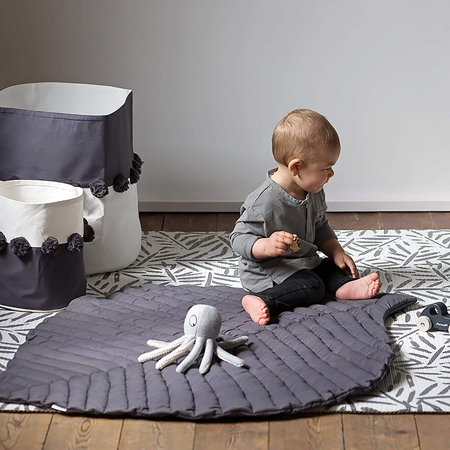 Picture of Toddlekind® Organic Leaf Mat Anchor