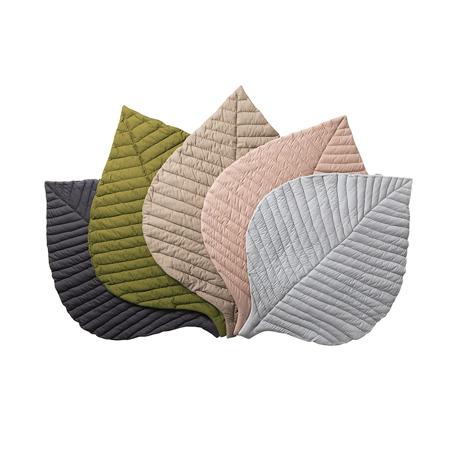 Picture of Toddlekind® Organic Leaf Mat Stone