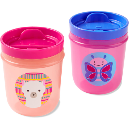 Picture of Skip Hop  Zoo Tumbler Cup- Owl/Bee