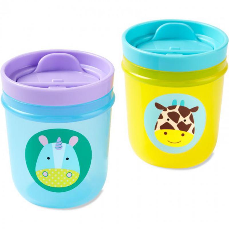 Picture of Skip Hop® Zoo Tumbler Cup- Unicorn/Giraffe