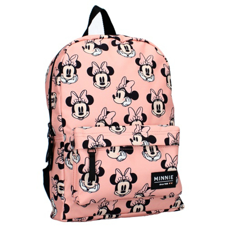 Picture of Disney's Fashion® Backpack Minnie Mouse Rocking It Pink