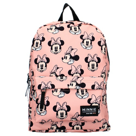Disney's Fashion® Backpack Minnie Mouse Rocking It Pink