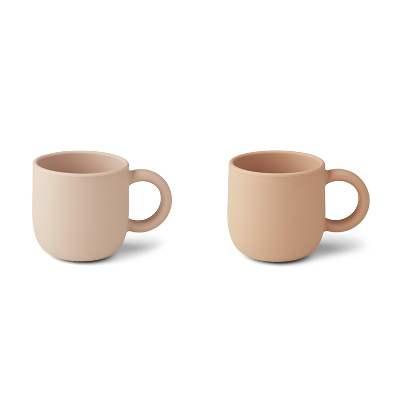Picture of Liewood® Merce Cup 2 Pack - Rose Mix