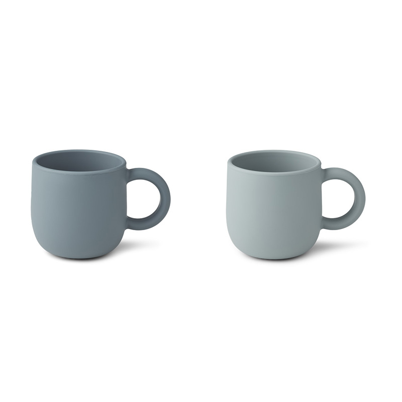 Picture of Liewood® Merce Cup 2 Pack - Blue mix