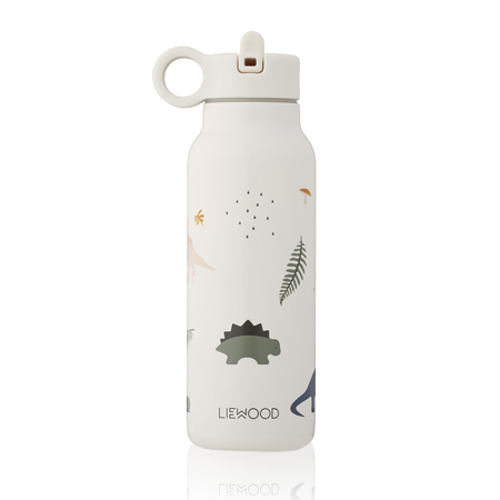 Picture of Liewood® Falk water bottle 350 ml Dino Mix