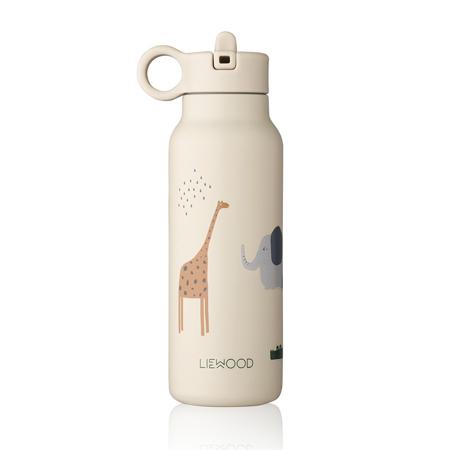 Picture of Liewood® Falk water bottle 350 ml Safari Sandy Mix
