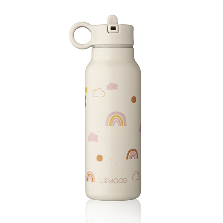 Picture of Liewood® Falk water bottle 350 ml Rainbow Love Mix