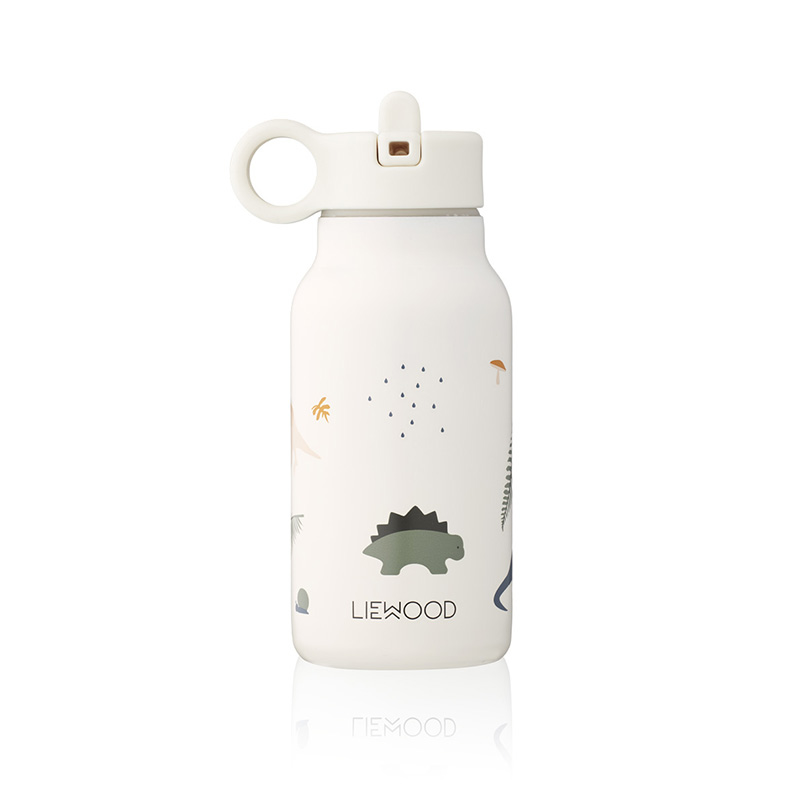 Picture of Liewood® Falk water bottle 250 ml Dino Mix