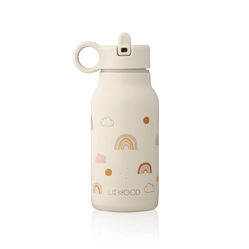 Picture of Liewood® Falk water bottle 250 ml Rainbow Love Mix