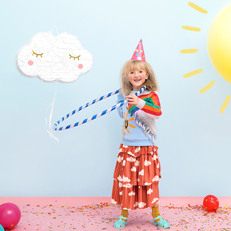 Picture of Party Deco® Pinata Cloud