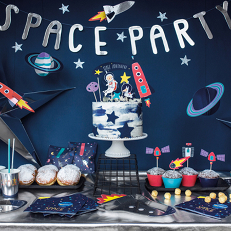 Picture of Party Deco® Pinata Rocket