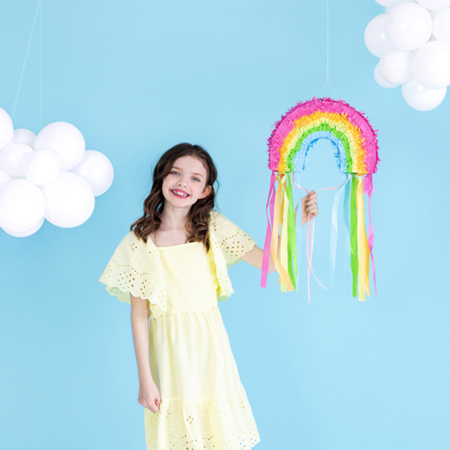 Picture of Party Deco® Pinata Rainbow