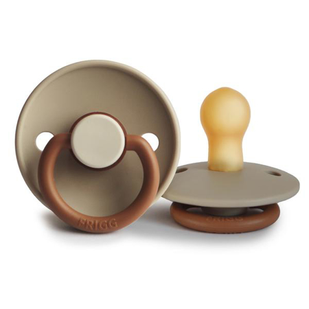 Picture of Frigg® Natural Rubber Pacifier Block Desert