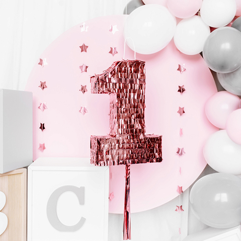 Picture of Party Deco® Pinata Number 1